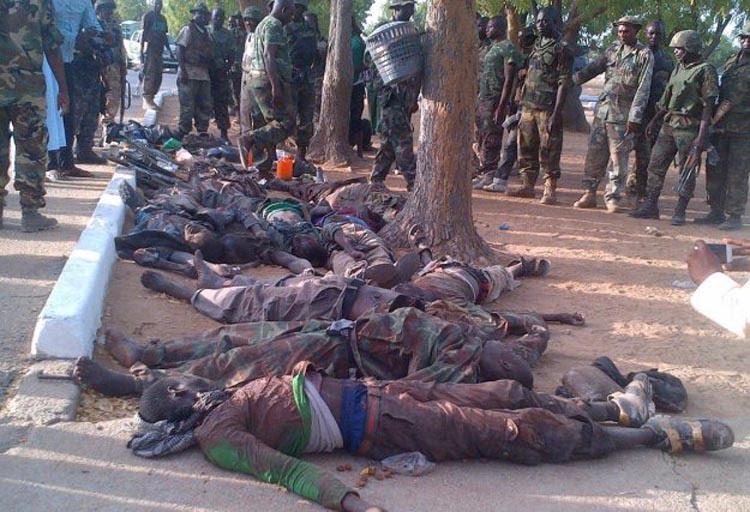 Commit error. Nigeria boko haram massacre