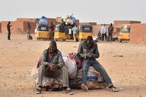 170 migrants sénégalais rapatriés de la Lybie