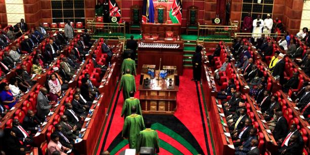 Kenya la haute cour de justice intervient pour une plus for Haute juridiction