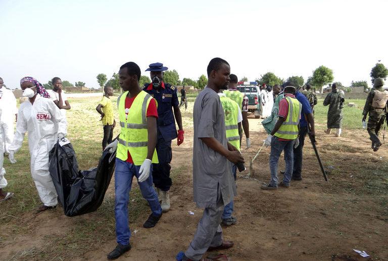 Dix morts dans une attaque lancée par Boko Haram — Nigeria