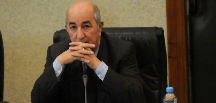 Algérie: Tebboune victime de la guerre des clans au sommet de l'État