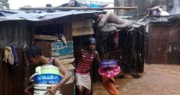 Sierra Leone: Des pluies diluviennes font des centaines de morts