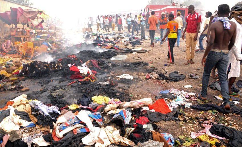 Trois femmes kamikazes font 13 morts au Nigéria