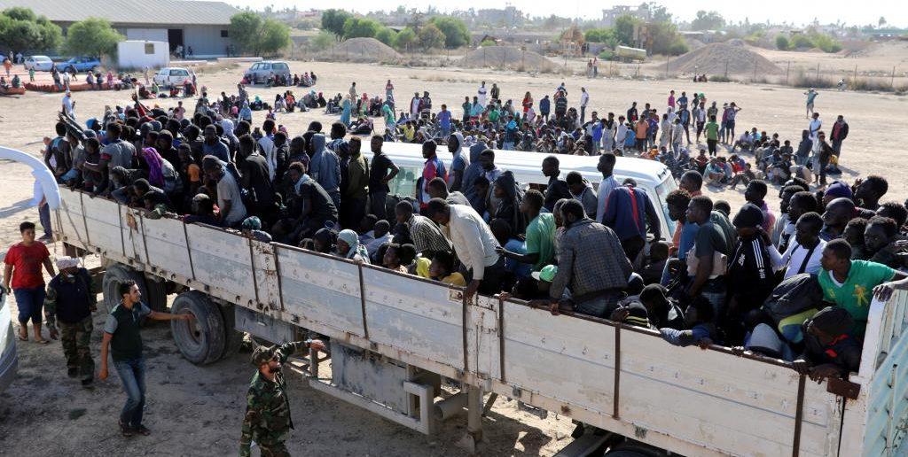 Le Rwanda prêt à recevoir 30.000 migrants africains