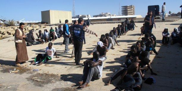 Libye: L'indignation enfle après le scandale de la vente de migrants noirs