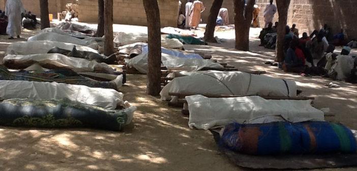 Nigeria: Boko Haram tue 50 personnes dans une attaque contre une  mosquée du nord-est