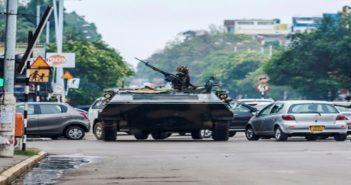 Zimbabwe: Flou et confusion après la prise de pouvoir par l'armée
