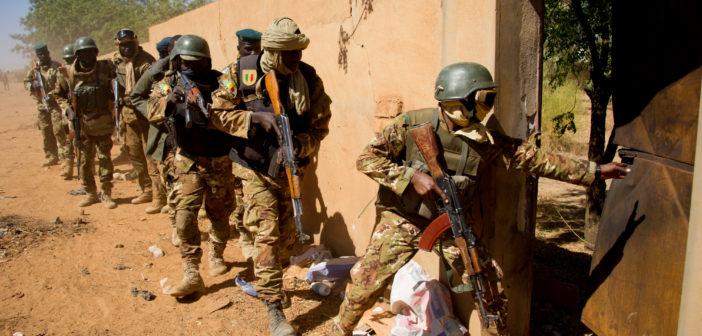 G5 Sahel: Réunion à Paris pour le financement de la force conjointe