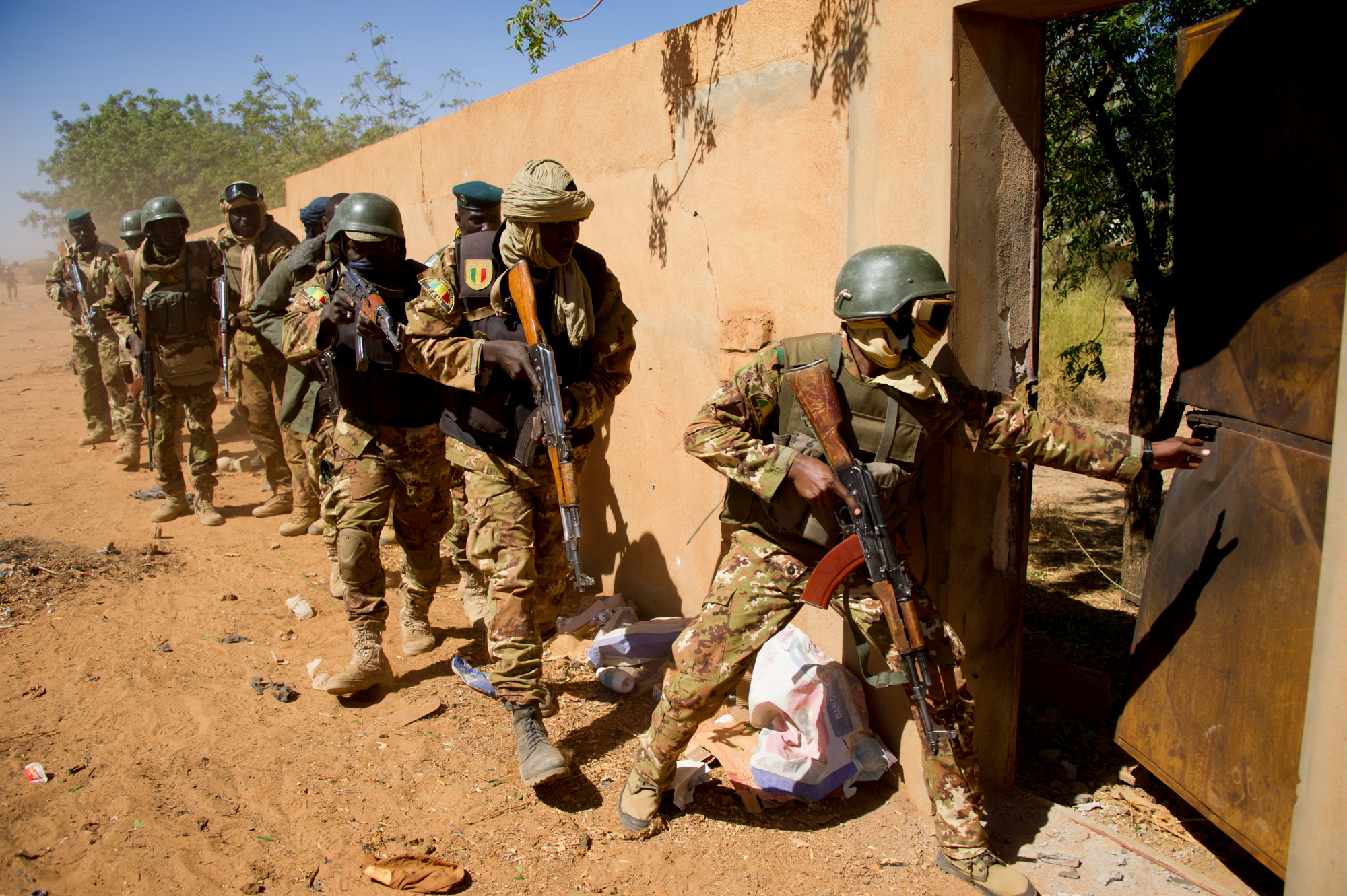 Nouvelle mobilisation internationale pour le déploiement de la Force G5 Sahel — Mali