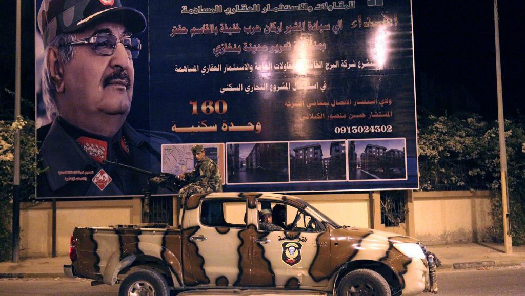 Haftar laisse entrevoir une candidature à la présidentielle — Libye
