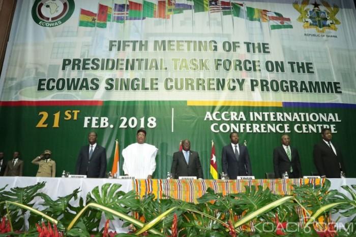 À Accra, Alassane Ouattara défendra-t-il vraiment le CFA — CEDEAO