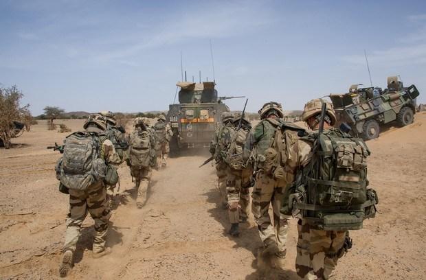 L'armée française mène un raid contre le groupe jihadiste Ansar Dine — Mali
