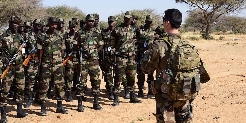 Démarrage de Flintlock — Sahel