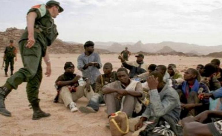 Migrants : les naufragés du désert algérien sur Orange Actualités