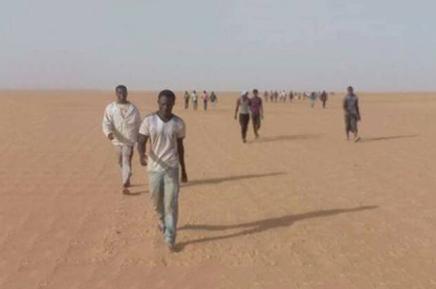 Migrants: L'Algérie continue de refouler les subsahariens dans le désert