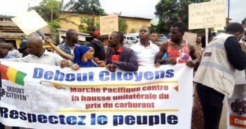 Guinée: L'augmentation du prix des carburants continue d'alimenter la tension