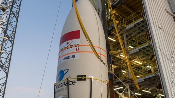 Le 2ème satellite marocain