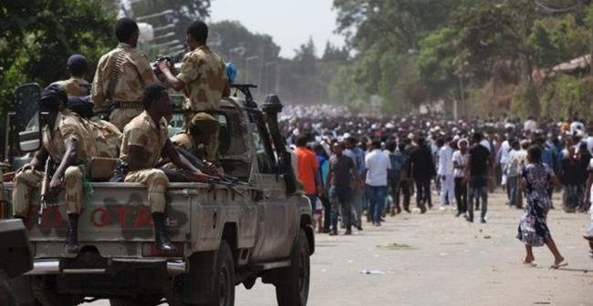 Ethiopie: 138 personnes arrêtées suite des violences meurtrières