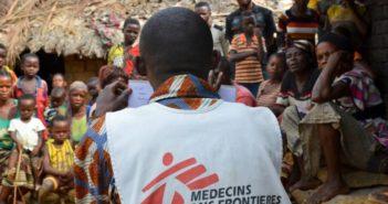 RDC: suspension des activités de MSF dans l'Est du pays