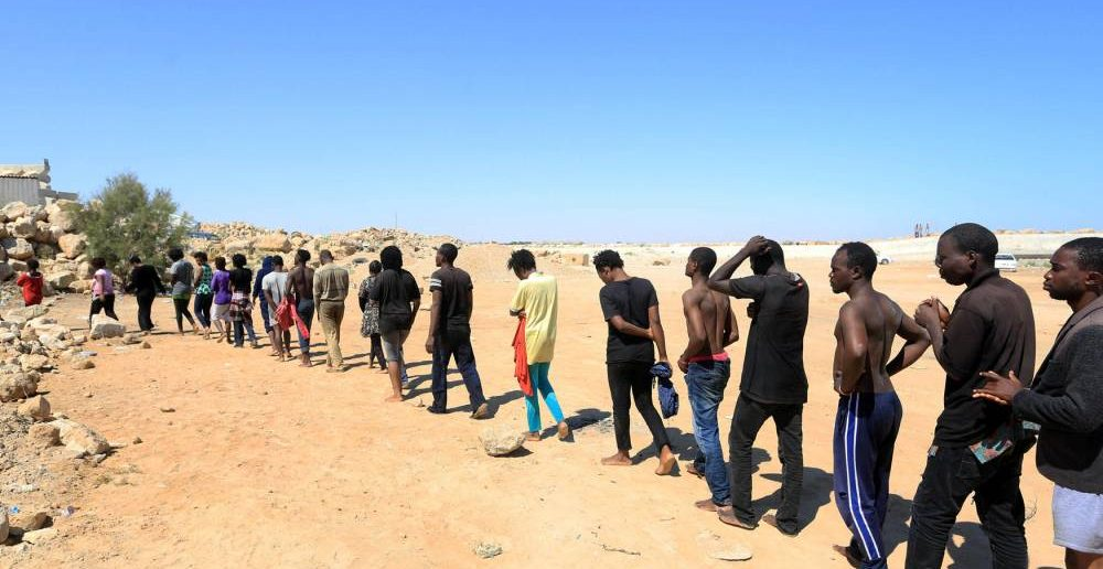 L'Union africaine veut rapatrier 20 000 migrants de Libye