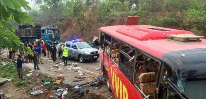 Ghana: au moins 67 morts
