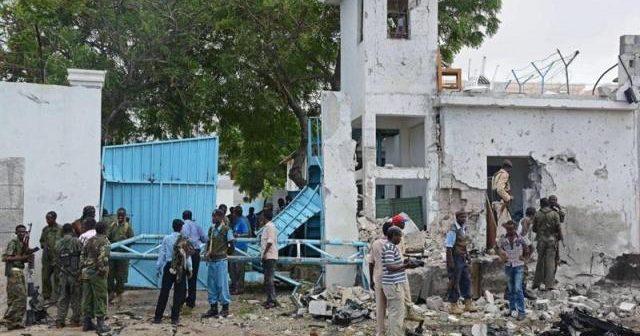 Somalie: attaque terroriste contre un complexe administratif